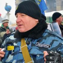 """Дніпропетровські  """"афганці"""" поза партіями, але  на Майдані"""