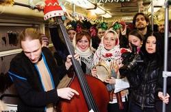 Чотири кола «Різдвяного трамваю»: Харків готується до святкування