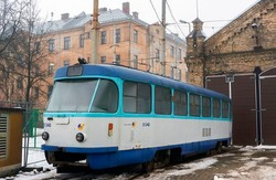 Для  Харкова  знову придбали трамваї радянських часів