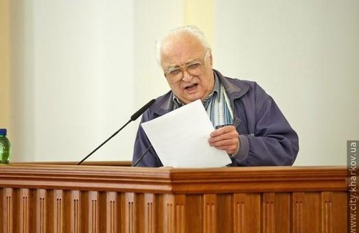 Продовження розмови: Ігор Муромцев: «Я чесний служака.  Українській  справі, українському мовознавству як можу ...