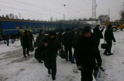 Донеччина - Маріуполь: на шляхах - надзвичайна ситуація , а працівників замість прибирання снігу  відрядили на Антимайдан