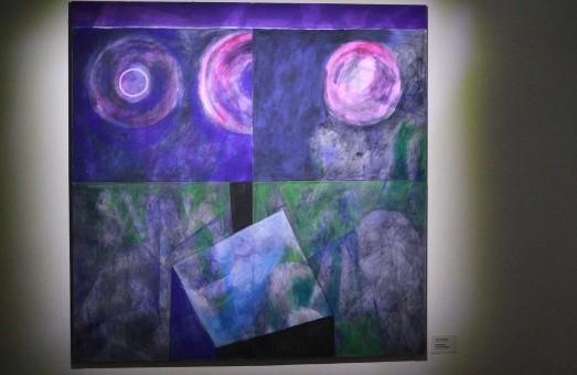 «Наче в храмі». Харківський художник створив «щоденник» з  20 картин