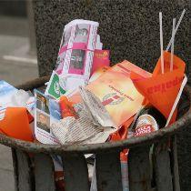 урна з мусором