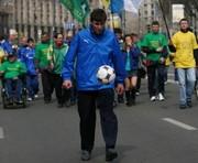 Харків'янин побив рекорд Марадони з набивання м'яча та присвятив його Євро-2012