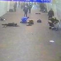 """У Москві в метрополітені у понеділок вранці сталися вибухи - на станціях метро """"Луб'янка"""" і """"Парк культури"""""""