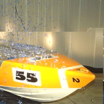 Українці створили човен, який за показниками швидкості є найкращим у світі