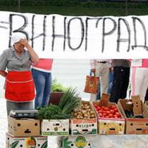 У столиці продовжують зникати традиційні продуктові ринки...