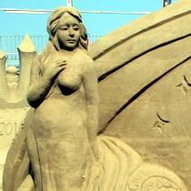 Українські скульптори вибороли третє місце в Італії