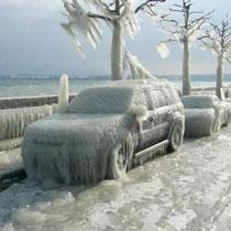 Уночі в Харкові очікуються заморозки
