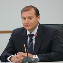 Добкін представив нового начальника харківської міліції