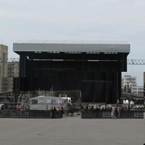 Унікальний відеоекран буде випробувано у Харкові на виступі Queen