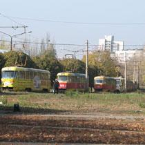 ДАІ: страйк трамвайників не вплинув на рух