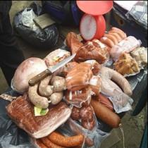 У Харкові припинили купувати м'ясо. Продавці знижують ціни