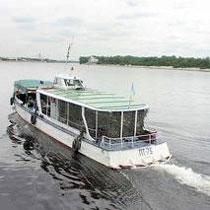 По Харкову можуть пустити річковий трамвай