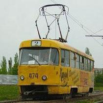 У Харкові з'являться трамваї власного виробництва