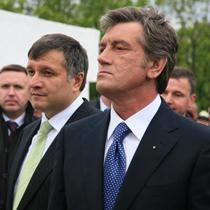Аваков поїхав до президента, щоб нагадати про «протасів»