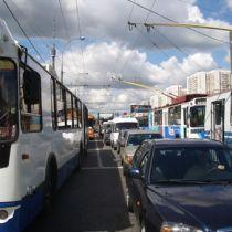 Рух тролейбусів у Харкові відновлено