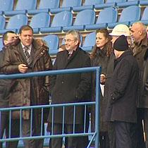 Комісія УЄФА в шоці від Харкова!