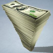 ПР запропонувала прирівняти зростання долара до землетрусу або повені