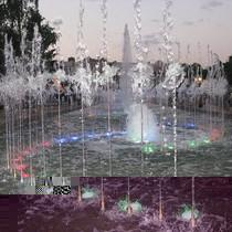 Сьогодні у Харкові забили фонтани