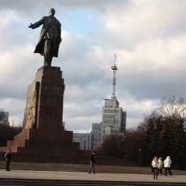 Зустрічатися «під Леніним» – традиція багатьох поколінь харківських студентів.