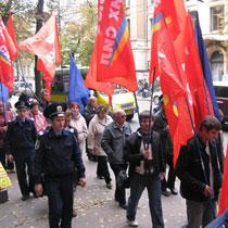 хід комуністів