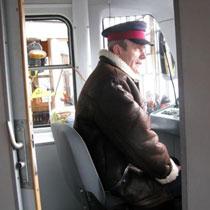 водій тролейбусу