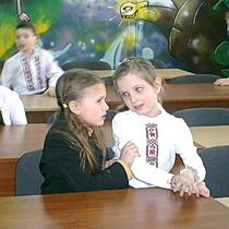 Українська мова очима дітей Харкова