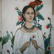 Квіти серця у картинах Катерини Ткаченко