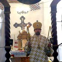 У Свято-Дмитрівському храмі відбулося свято, з нагоди виповнення 17 років служіння архієпископа Ігоря (Ісіченка) та 20 років з початку відродження Братства Апостола Андрія Первозваного