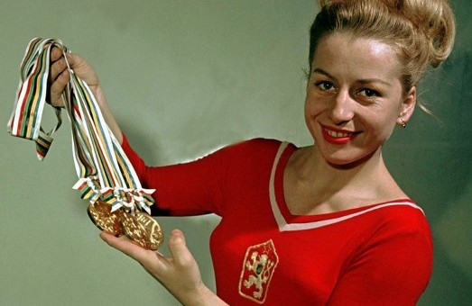 Зірка світової гімнастики вболіває за українських олімпійців, тому що  Майдан - це свобода