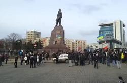Внутрішній діалог. Харків, «красный смех» на площі «Свободи»
