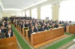 Східний маразматичний фронт: Луганські нардепи-регіонали втекли від роботи і відповідальності