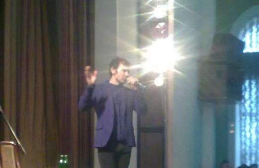 Святослав  Вакарчук у Харкові: «ми — різні, але ми разом»