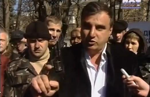 На Луганщині арештували проросійського штурмовика - героя кліпа з участю Олега Ляшка