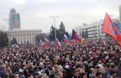 Донецька прокуратура розшукує сепаратистів