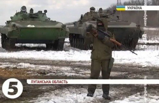 «Східний кордон»: солдатам  допомагають  жителі  Луганщини