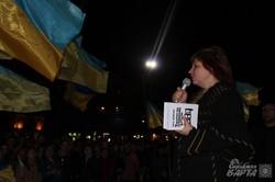 У  Харкові  провели  мітинг  за  мир  та  єдність  в  Україні  (ФОТО)