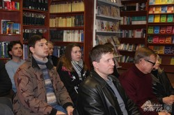 В харківській книгарні «Є» презентували унікальне  видання «Кобзаря»