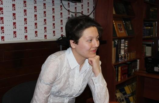 Ксенія Дмитренко презентувала свій дебютний прозовий проект – «Автосенси»
