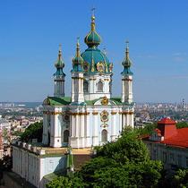 Українська церква між Сходом і Заходом