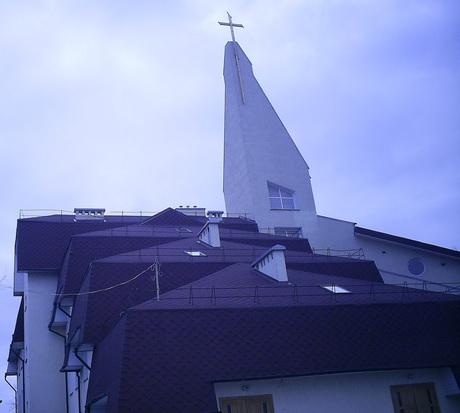 Церква святого Вінсента де Поля допомагає дітям з неблагополучних сімей, безпритульним і сиротам