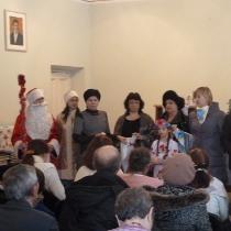 Свято Різдва із друзями в Українській Лютеранській Церкві