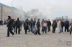 В Харкові сепаратисти напали на прибічників Майдану