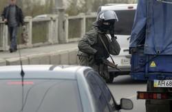У Слов'янську почалася антитерористична операція. Один блокпост ліквідований