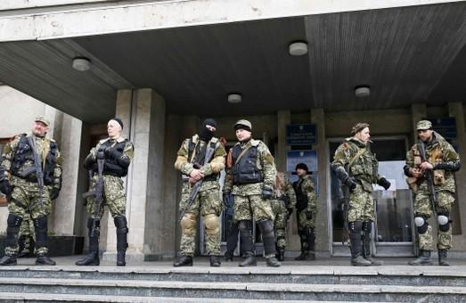 Організатор заворушень у Харкові та Слов'янську – офіцер російського спецназу (СБУ)