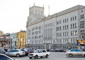 Лжемінування Харківської міськради: міліція шукає жартівника