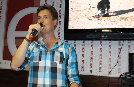 Макс Кідрук презентував свою нову книгу «На Зеландію»