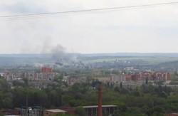 У Слов'янську – знову бій. Загинули чотири людини (ВІДЕО)