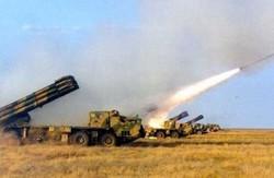 Під Слов'янськом розгортаються ракетні батареї